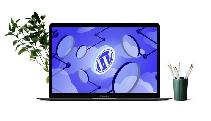 Páginas web wordpress Pamplona
