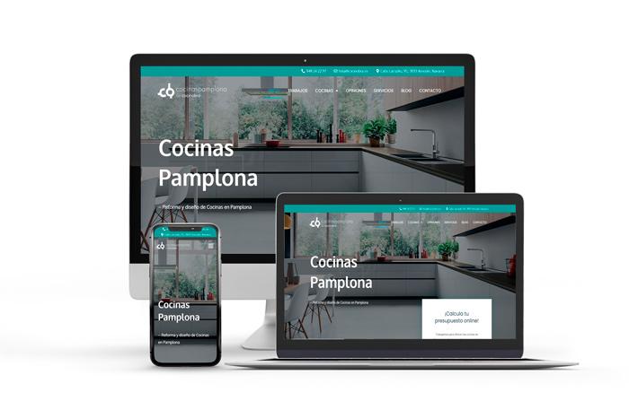 Webs responsive en Pamplona