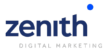 Zenith diseño web Pamplona
